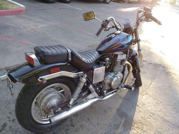 86 Honda Rebel 450 Cmx Clic Low Miles