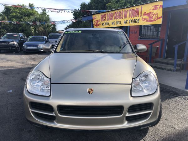 Porsche cayenne s 2004 6500 for sale in saint petersburg fl open in the appcontinue to the mobile website publicscrutiny Choice Image