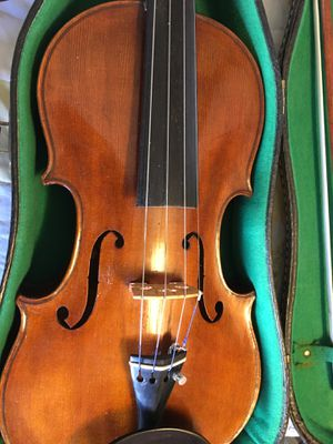 Violin 4/4 vintage Flamed for Sale in Denver, CO