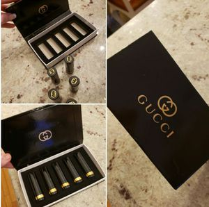 Gucci Lipstick Gift Set NEW for Sale in Weehawken, NJ