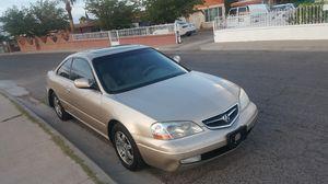 99 Acura Cl 1677 For Sale In El Paso TX