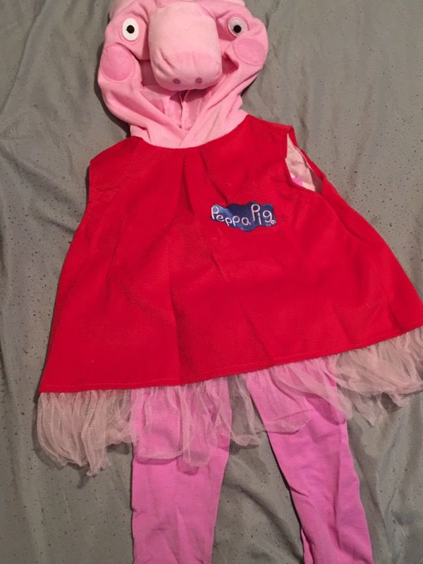 Peppa Pig Halloween Costume For Sale In Arnold Md Offerup