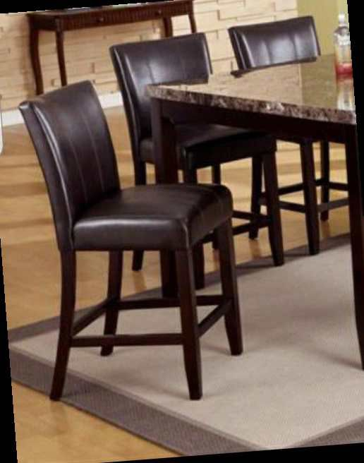 CLOSEOUTS LIQUIDATIONS SALE BRAND NEW COUNTER HEIGHT 7PC DINING TABLE SET INCLUDES TABLE AND 6 CHAIRS ALL NEW FURNITURE CM2721