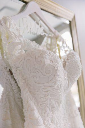 Photo Yumi Katsura Tulle Lace Wedding Dress street size 8, label size 12
