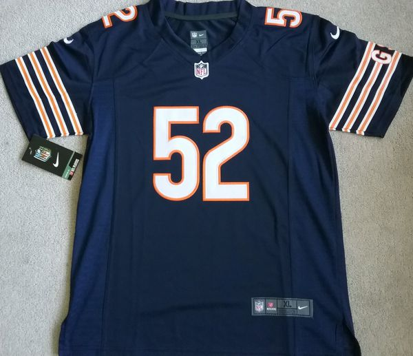 new concept 04d4d 8c0e7 Youth XL Chicago Bears Mack Jersey Size Youth XL for Sale in Chicago, IL -  OfferUp
