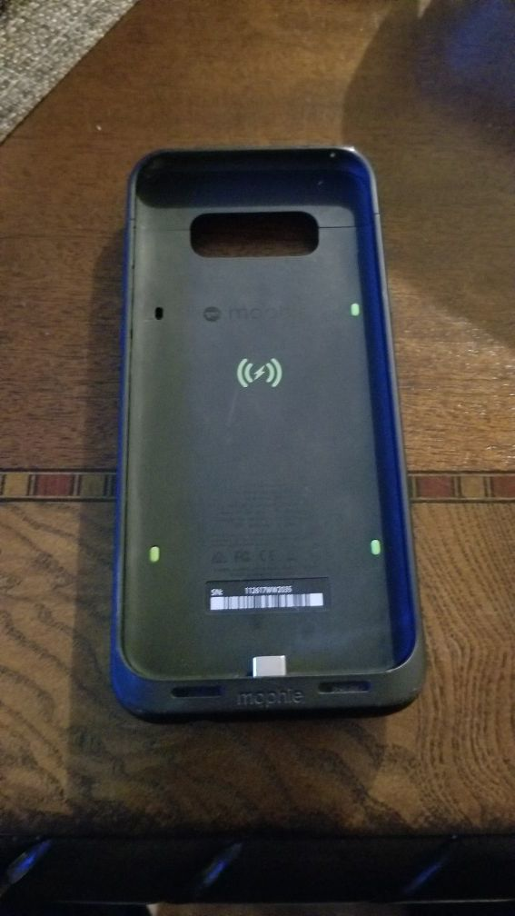 reputable site 2e836 0f08a Galaxy s8+ mophie case for Sale in San Diego, CA - OfferUp