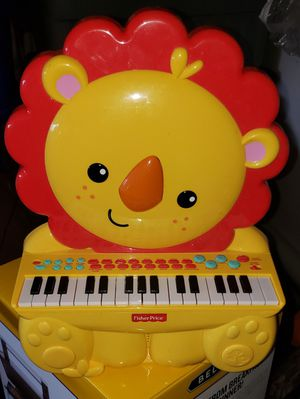 Fisher-Price Lion Piano for sale  Rogers, AR