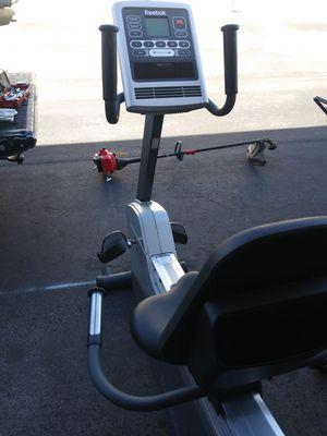 Reebok trainer. Rx4.0 recumbent bike for Sale in Tampa, FL