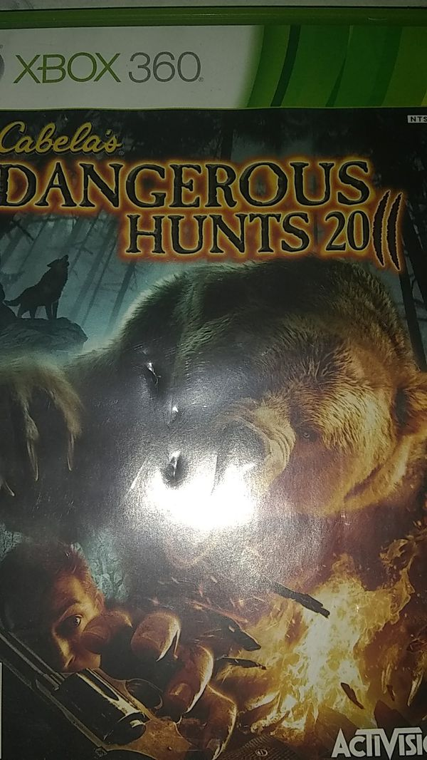 Cabela's Dangerous Hunts 2011 for Sale in Modesto, CA - OfferUp