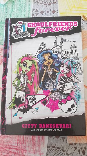 Monster High Ghoulfriends Forever book for Sale in North Las Vegas, NV