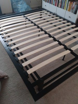 Queen Platform Bed Frame for Sale in Arlington, VA