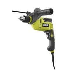 NEW RYOBI D620H 6.2 AMP CORDED 5/8 INCH VARIABLE SPEED HAMMER DRILL Thumbnail