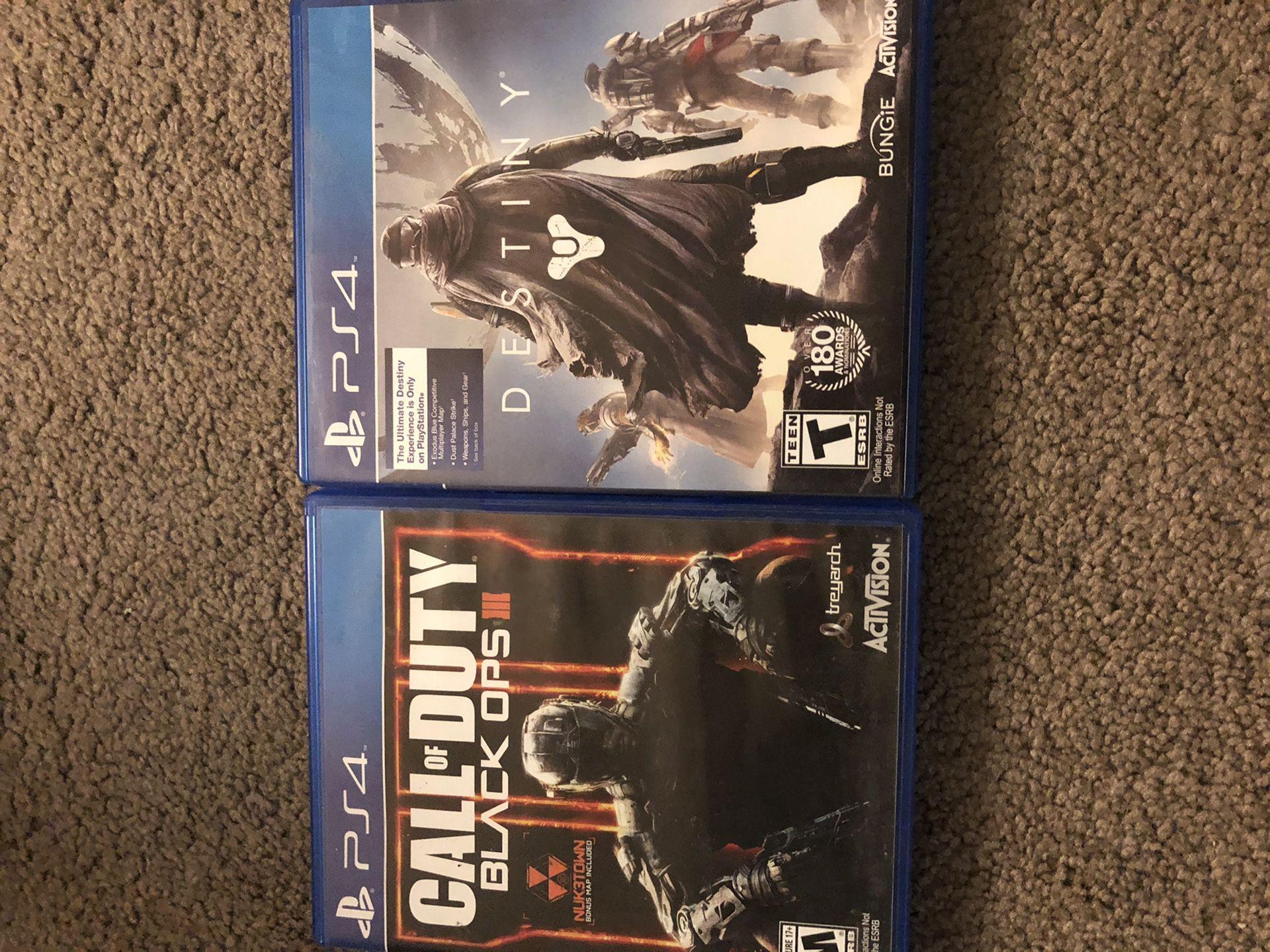 PS4 Best Seller duo