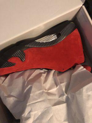 "Jordan 14 ""Ferrari"" Size 13 for Sale in Oxon Hill, MD"
