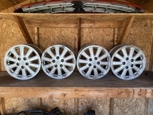Photo 1993 Lexus SC 400 wheels