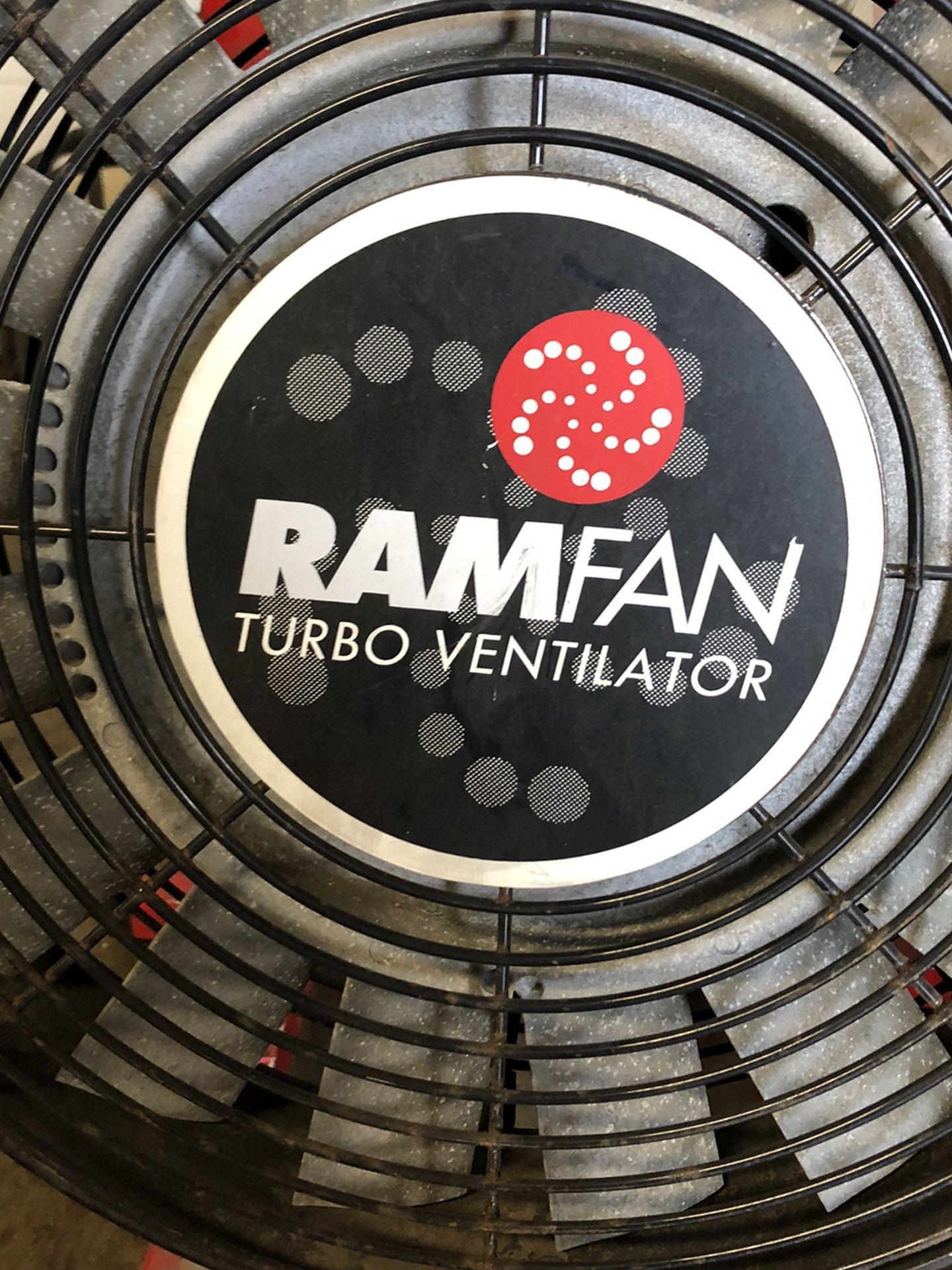 Ramfan Turbo Ventilator 100$ Serious Inquiries Only