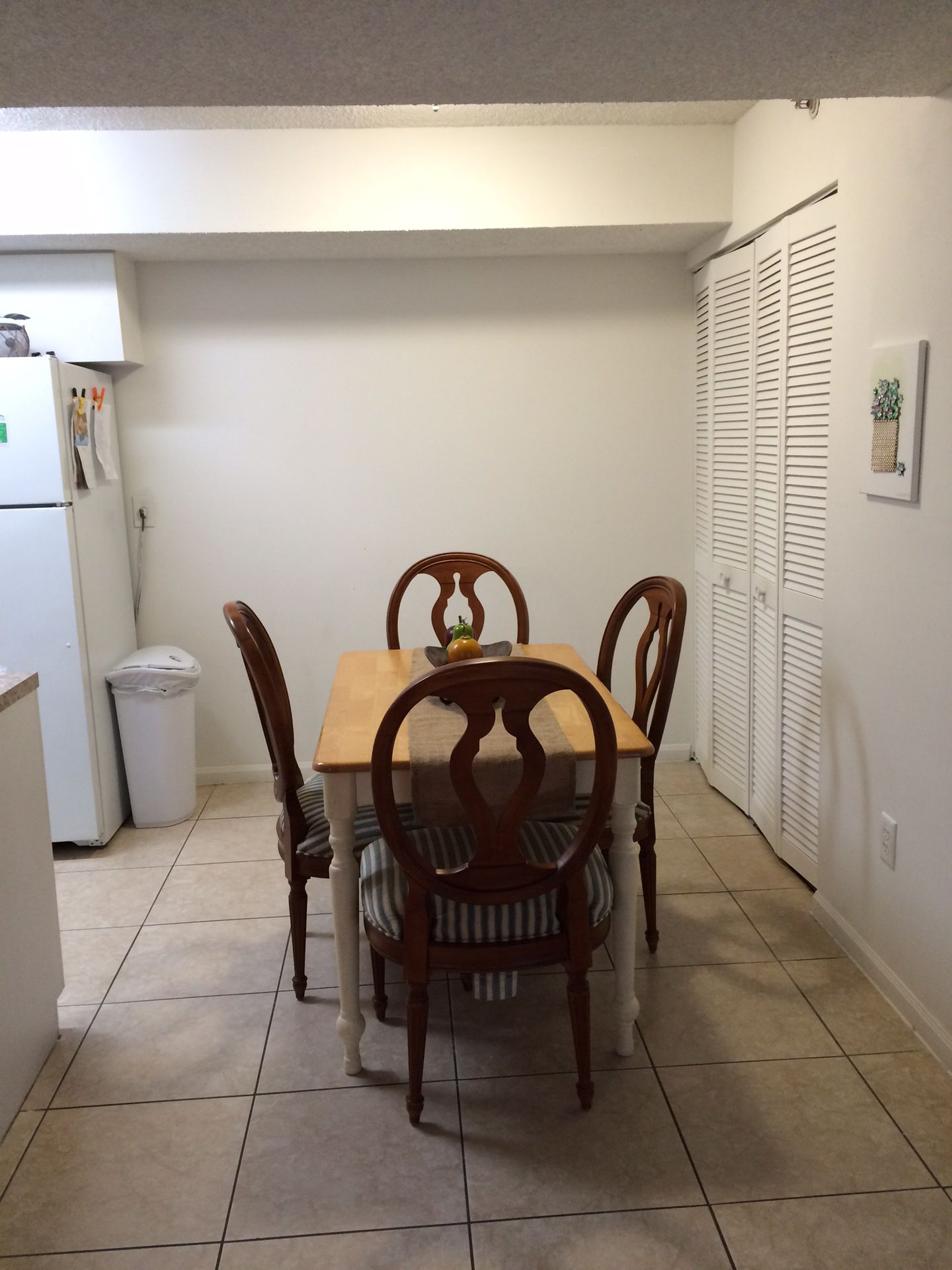 4 Ethan Allen Wood Dining Chairs for ONLY$1000