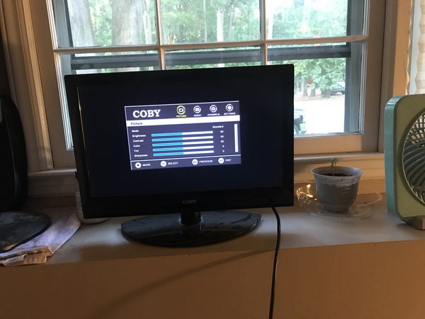 Coby TV!!( Small TV) for Sale in Raleigh, NC - OfferUp