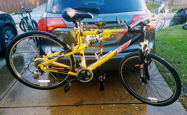 K2 Attack 20 Full Suspension Mountain Bike For Sale In Richardson