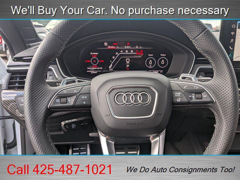 2021 Audi RS 5 Sportback 2.9T quattro