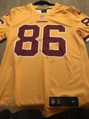 new products 3916e 71297 amazon jordan reed color rush jersey 12c75 8f28b