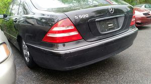 2001 MERCEDES S500 PARTS!!!! for Sale in Laurel, MD
