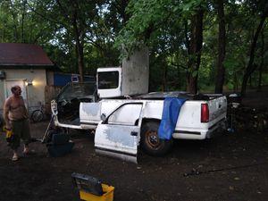 Truck Bed Trailer For Sale In Wichita KS