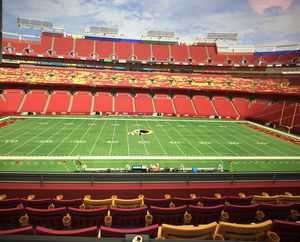 Redskins Club Level Seats & Parking - All Games for Sale in Fairfax, VA