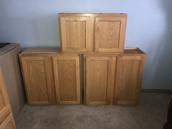 Kitchen cabinets For Sale for Sale in Everett, WA - OfferUp