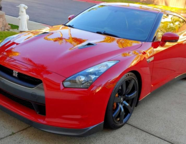 Photo Nissan GTR 2010
