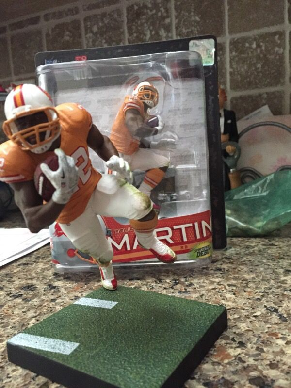 online retailer d6687 3a9da Doug Martin- Tampa Bay Bucs action figure for Sale in Tampa, FL - OfferUp