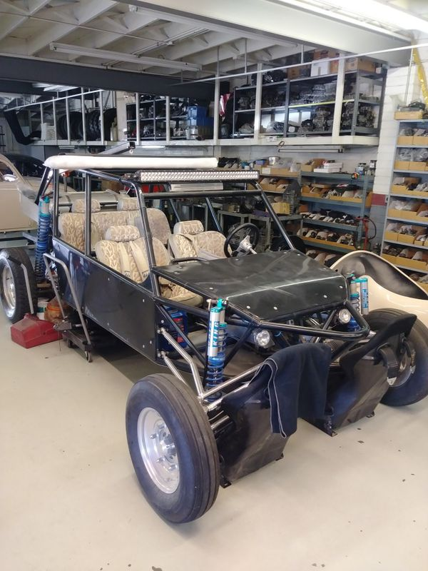 4 Seater, Long Travel, Outback Subaru Turbo, King Shocks Sand Car for Sale  in Glendora, CA - OfferUp