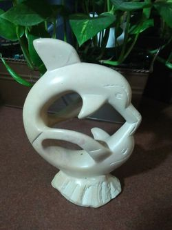 Dolphin Figurine Thumbnail