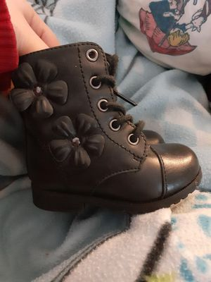 Photo Baby girl shoes