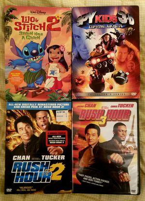 DVD Movie Lot/Bundle for Sale in Norwalk, CA