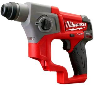 """Milwaukee 2416-20 M12 12V Cordless FUEL 5/8"""" SDS-Plus Rotary Hammer (Bare Tool) for Sale in Tacoma, WA"""