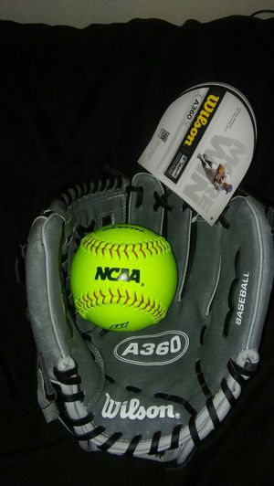 New and Used Softball glove for Sale in Rock Hill, SC - OfferUp