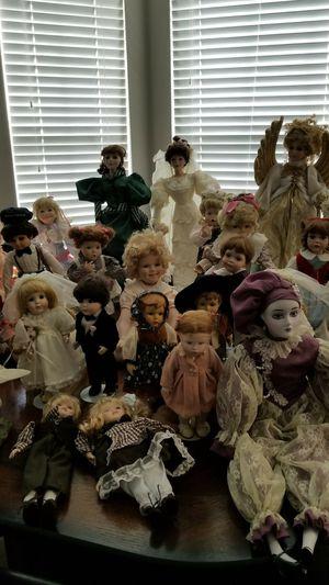 28muñecos de colección for Sale in Pflugerville, TX