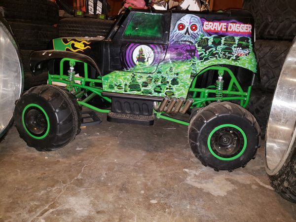 24v Monster Truck Grave Digger For Sale In San Antonio Tx Offerup