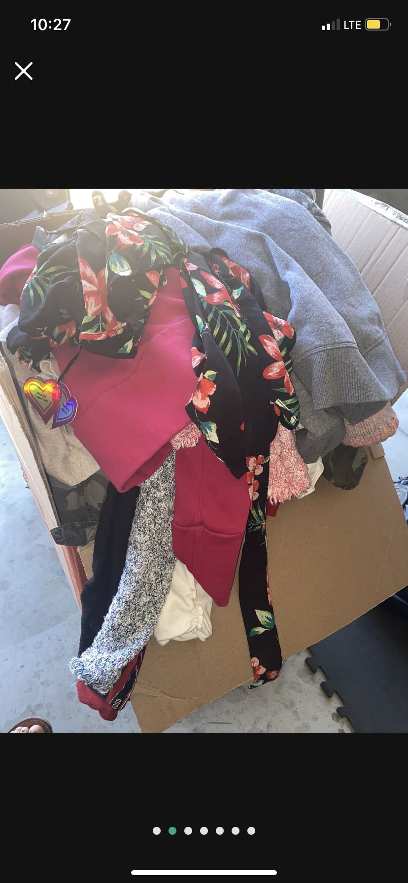 Junior/ Women Clothing