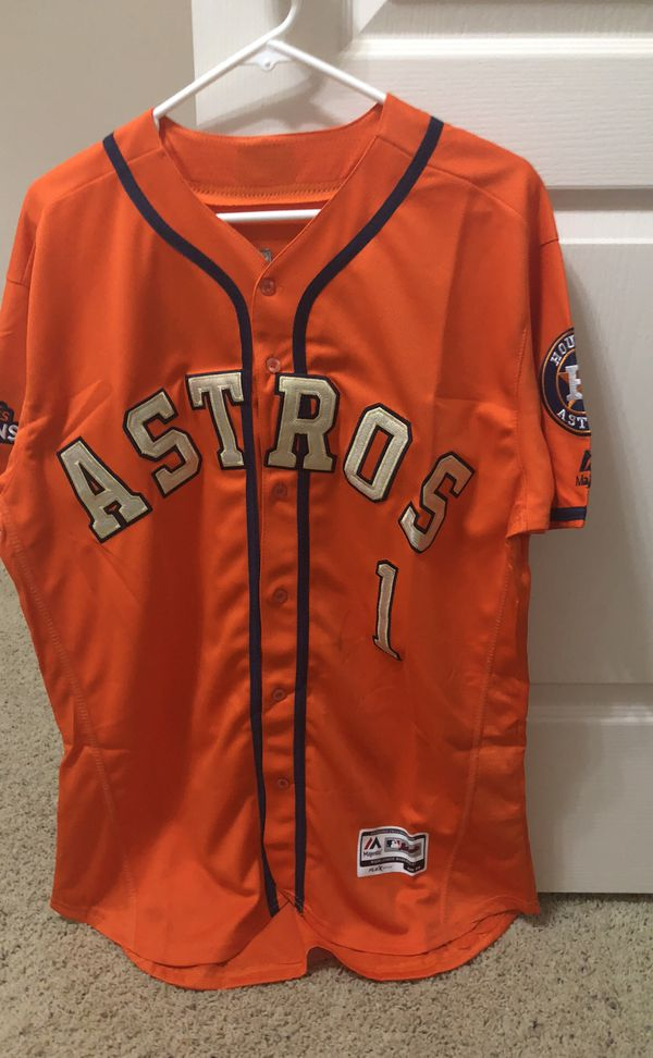 separation shoes 18379 353ba Houston Astros Carlos Correa World Series Jersey for Sale in Houston, TX -  OfferUp