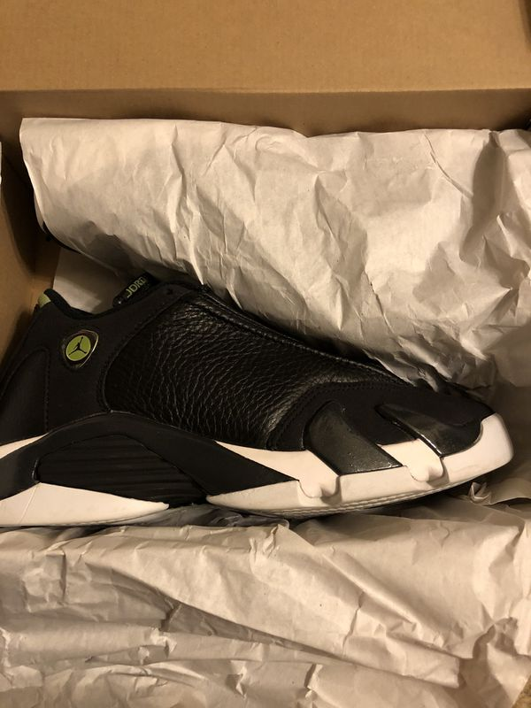new styles 9df88 ba441 ... free shipping nike retro air jordan 14 indiglo size 6.5 for sale in  newark nj c0b48