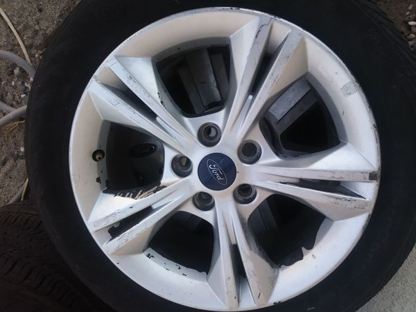 Ford Focus Rims Size 16 For Sale In Fontana Ca Offerup