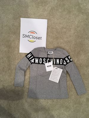Boys Moschino Shirt for Sale in Silver Spring, MD