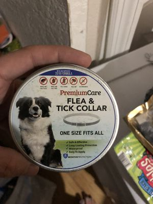 Flea and tick collar for Sale in Sanford, FL
