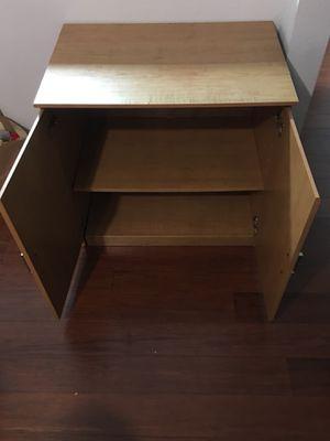 Wooden Cupboard for Sale in Bellevue, WA