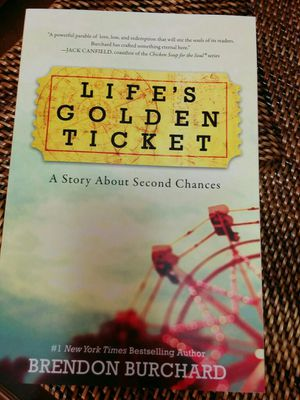 Life's Golden Ticket, by Brendon Burchard for Sale in Miami, FL
