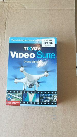 Movavi video suite drone edition for Sale in Orlando, FL