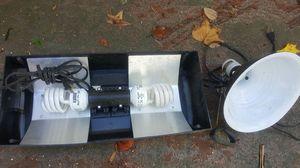 Reptile heat lamp fixtures for Sale in Richmond, VA