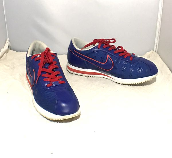 low priced 7e301 849a6 Nike Cortez 310668 461 Hispano RARE Royal Blue Mens Sneakers Shoes Sz 12  for Sale in Victorville, CA - OfferUp